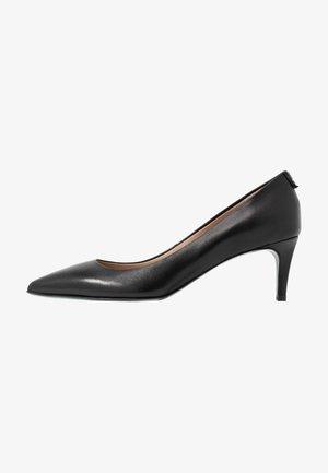 Classic heels - nero