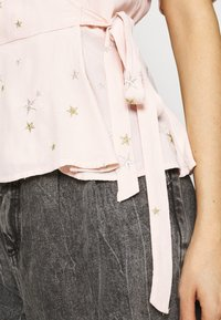 Ghost - BELLE BLOUSE - Blouse - pink/gold - 5