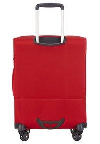 Samsonite - POPSODA  - Wheeled suitcase - red - 1
