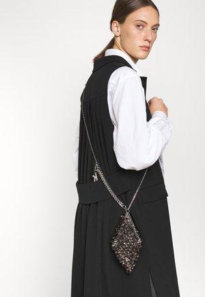 EVENING HOBO - Handbag - black