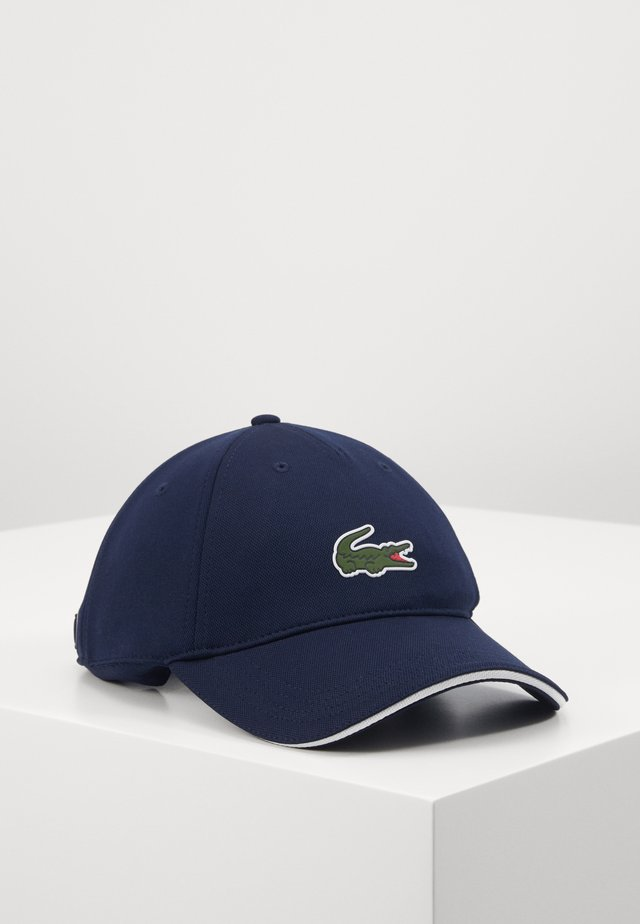 TENNIS BIG LOGO UNISEX - Cap - navy blue/white