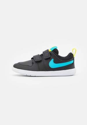 PICO 5 UNISEX - Sports shoes - black/chlorine blue/high voltage/white