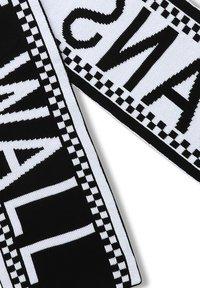 Vans - Scarf - black/white - 1