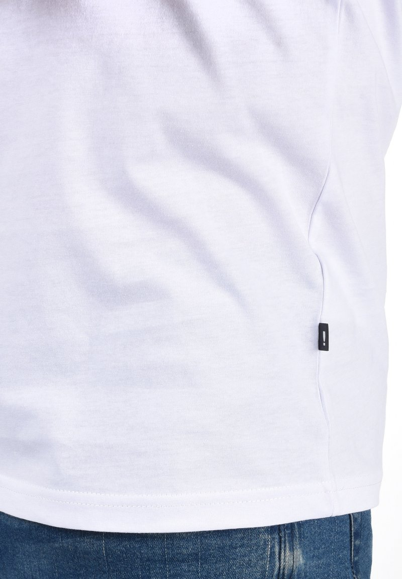 Solid CIMO - T-Shirt print - white/weiß TcraP0