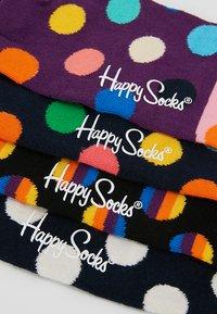 Happy Socks - DOT GIFT BOX 4 PACK - Socks - multi-coloured - 2