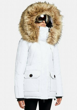 MOUNTAIN CLASSIC - Down jacket - off white