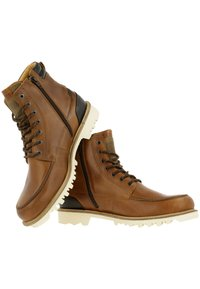 Gaastra - MARLOS HGH - Ankle boots - tan - 3