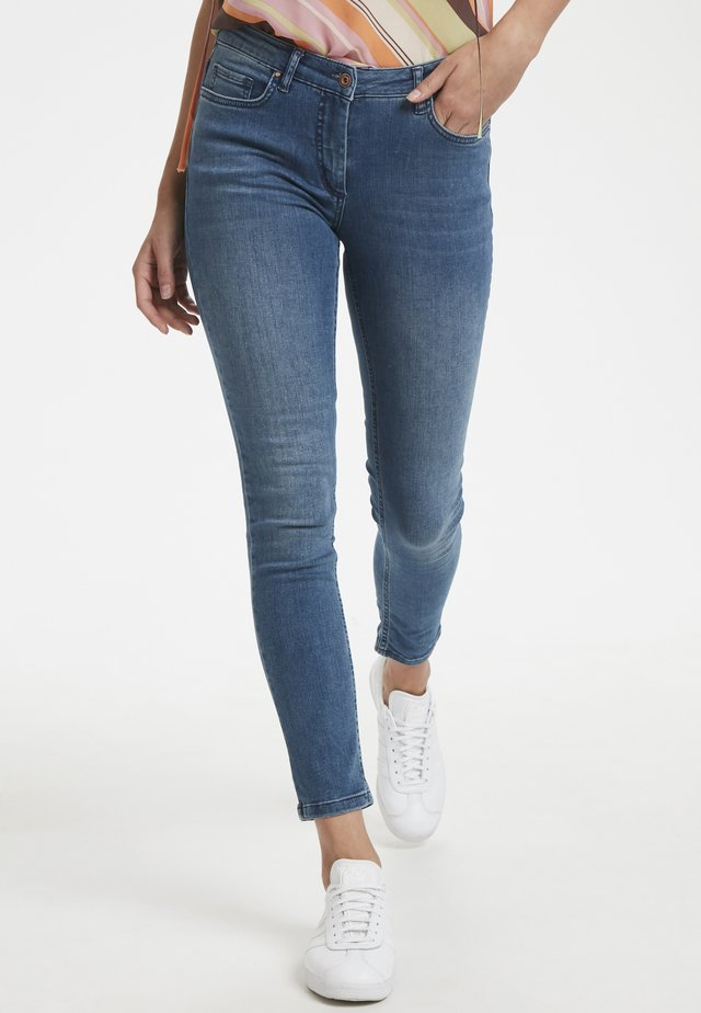 CALLAS  - Jeans Skinny Fit - blue denim