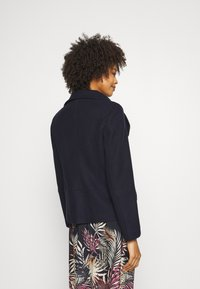s.Oliver - Classic coat - navy - 2