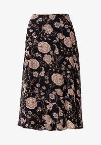 Indiska - ROS - A-line skirt - black - 3