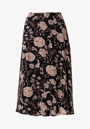 ROS - A-line skirt - black