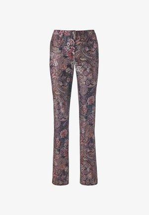 CARLA - Trousers - schwarz