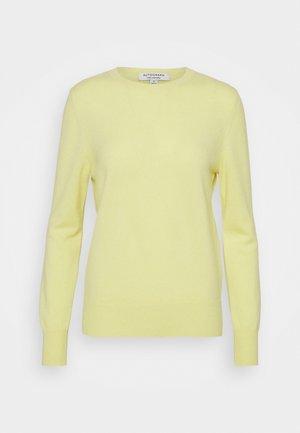 CREW - Jumper - yellow