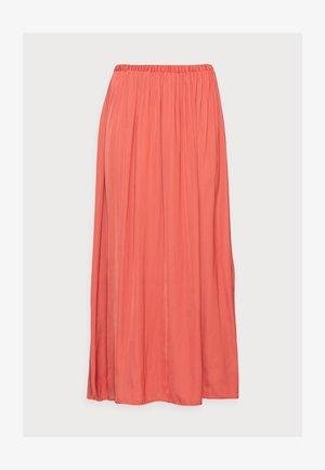 SKIRT CASSANDRA - Áčková sukně - dusty red