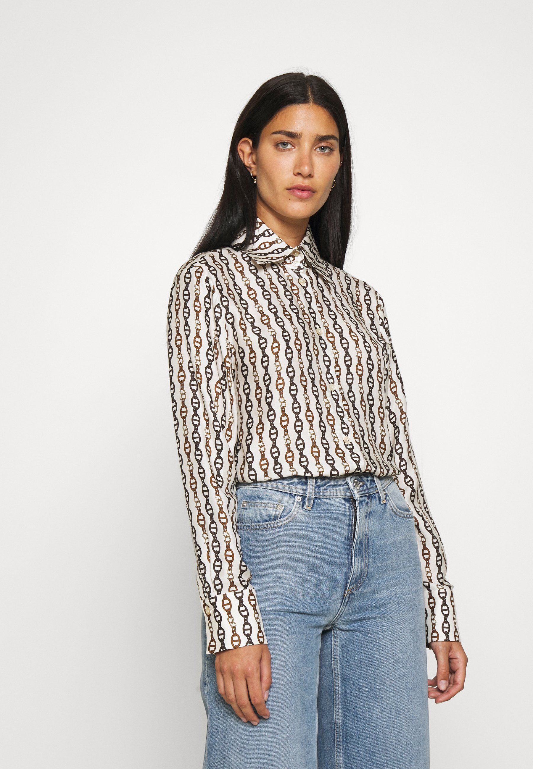 Women CHARLAD - Button-down blouse