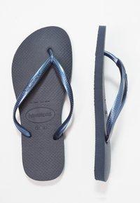 Havaianas - SLIM - Pool shoes - dark blue - 2