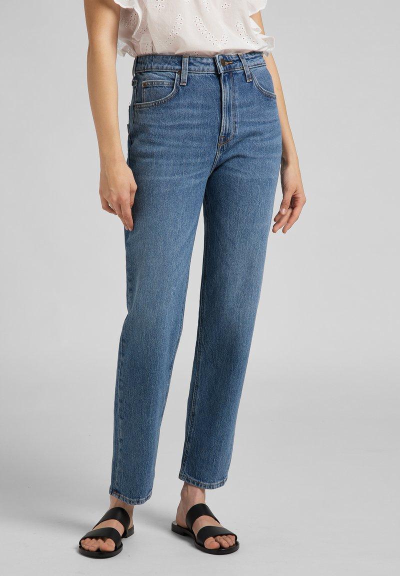 Lee - CAROL - Straight leg jeans - vintage lewes