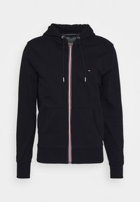Tommy Hilfiger - CORE C ZIP HOODIE - Bluza rozpinana - blue - 5