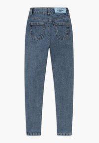 Blue Effect - GIRLS HIGH-WAIST - Jeans Skinny Fit - moon blue - 1