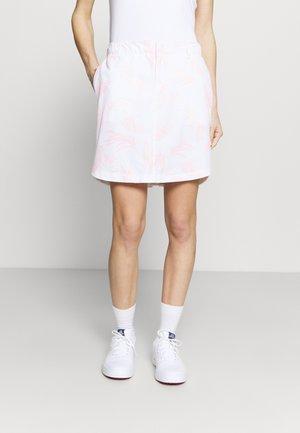 LINKS PRINTED SKORT - Sports skirt - white