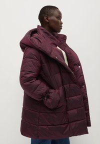 Violeta by Mango - SOHO7 - Winter coat - granatrot - 4