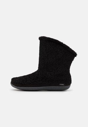 INEZ - Korte laarzen - black