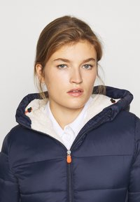 Save the duck - GIGAY - Winter coat - navy blue - 4