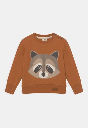 CURIOUS RACCOONS UNISEX - Sweater - brown