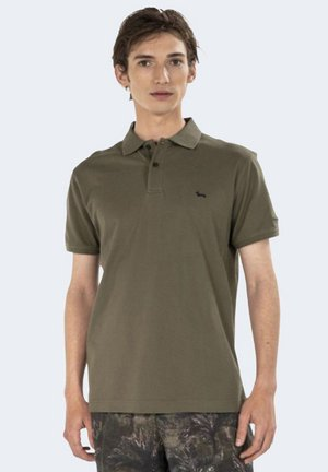 Poloshirt - olive green