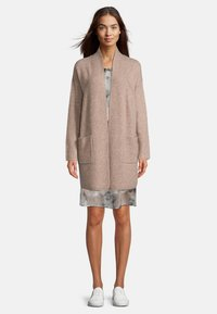 Betty & Co - Cardigan - light camel melange - 1