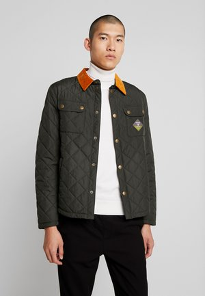 AKEN QUILT - Light jacket - sage