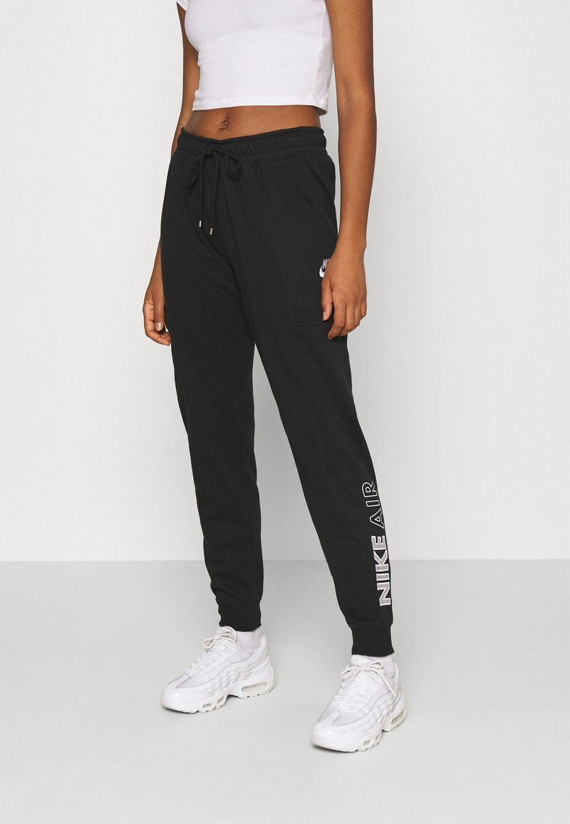 Nike Sportswear - AIR PANT - Pantalon de survêtement - black