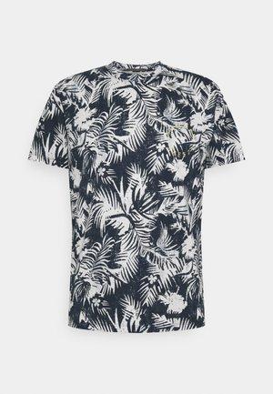 JORSUNNY  - Print T-shirt - navy blazer