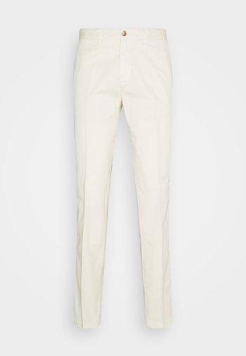 FLEX - Trousers - ivory