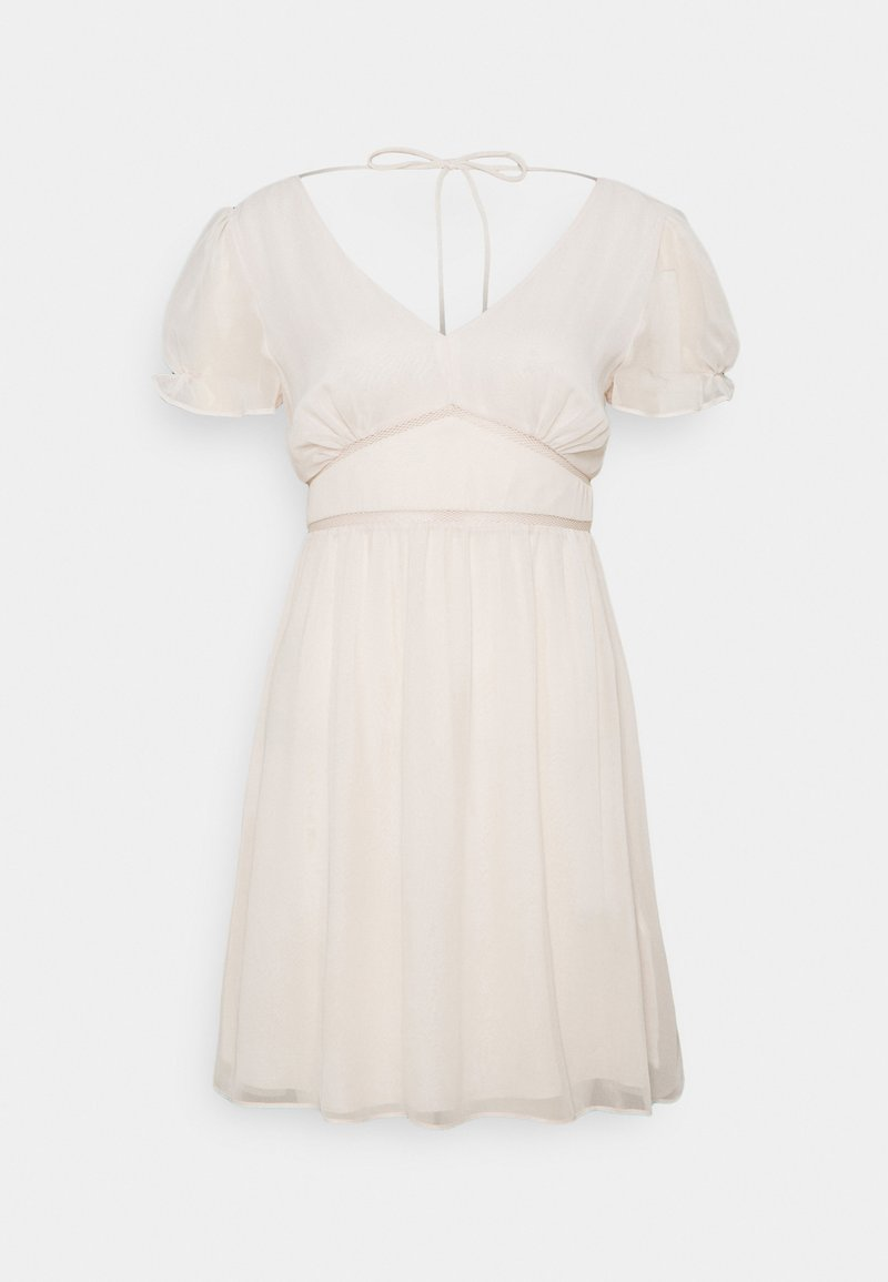 NAF NAF - INES - Cocktail dress / Party dress - nude