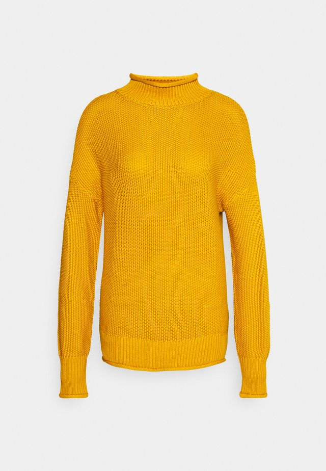 Sweter - curcuma