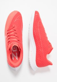 Nike Performance - ZOOM RIVAL FLY 2 - Neutral running shoes - laser crimson/white/photon dust - 1