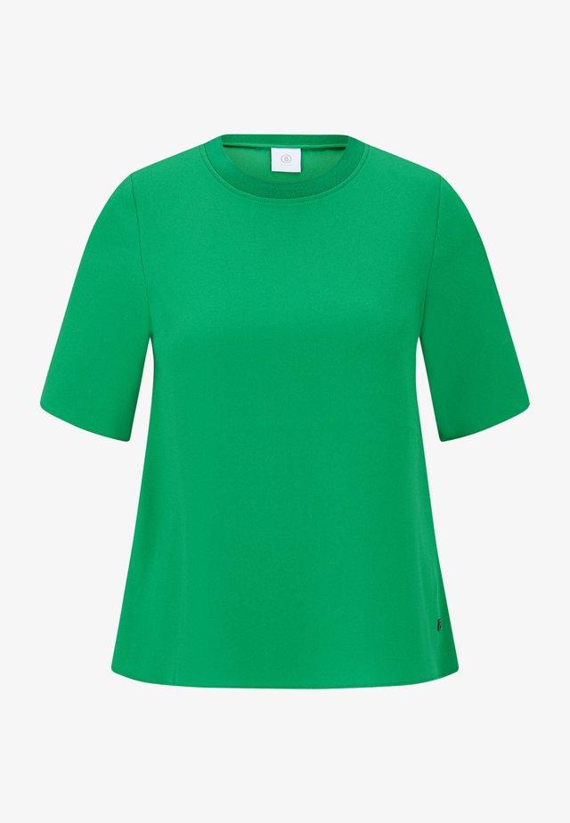 KARLY - Jednoduché triko - grün