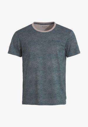 MINEO AOP  - Print T-shirt - dove