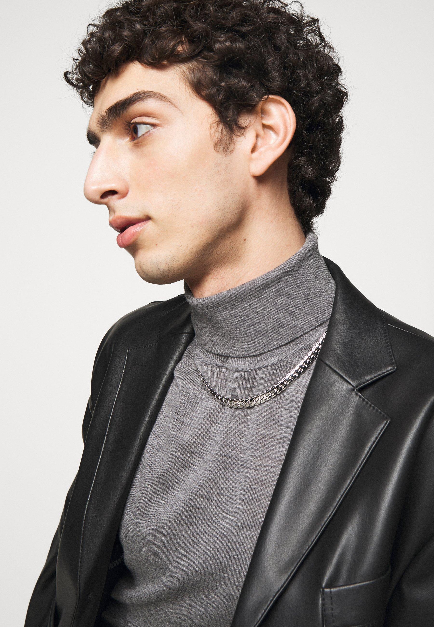 Hombre EXCLUSIVE CURB NECKLACE UNISEX - Collar