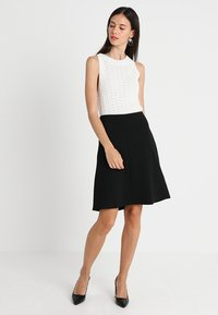 Part Two - JEMAJA SK - A-line skirt - black - 1