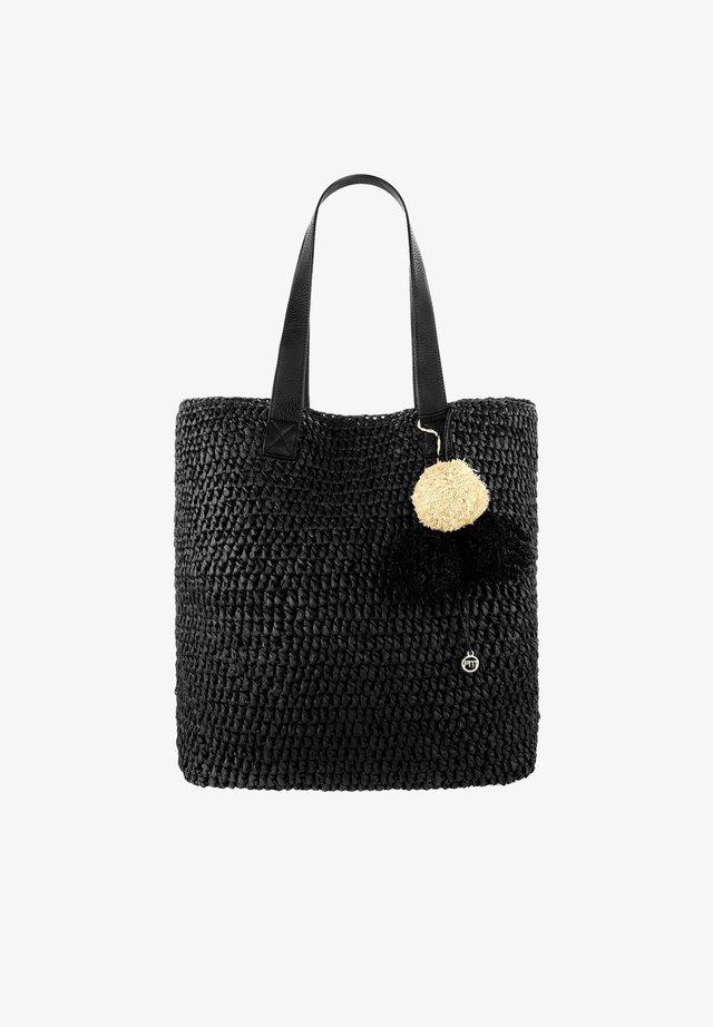 URIA  - Torba na zakupy - black