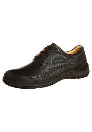 NATURE THREE - Zapatos con cordones - black