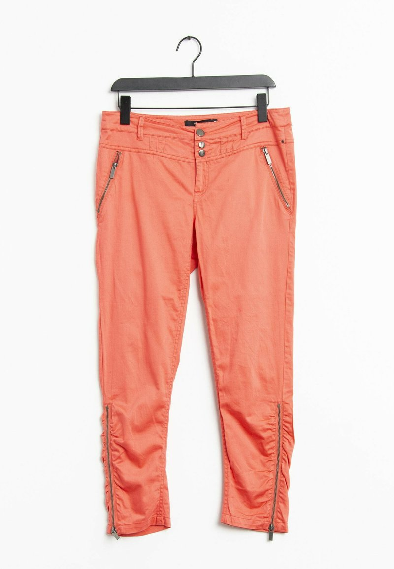 Fransa - Trousers - red