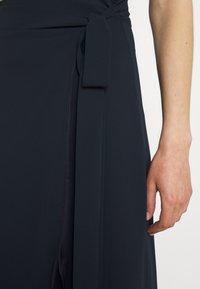 TFNC - DILLY SKIRT - Maxi skirt - navy - 5