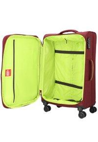 Hardware - REVOLUTION - Wheeled suitcase - bordeaux - 3