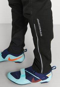 Gore Wear - WINDSTOPPER TRAIL PANTS - Pantalons outdoor - black - 3
