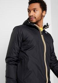 K-Way - UNISEX CLAUDE ORESETTO - Light jacket - black - 3