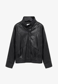 Mango - SOUL - Faux leather jacket - schwarz - 6
