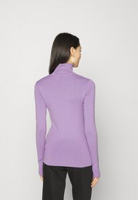 Weekday - KIRSTEN TURTLENECK - Jumper - milky purple - 2